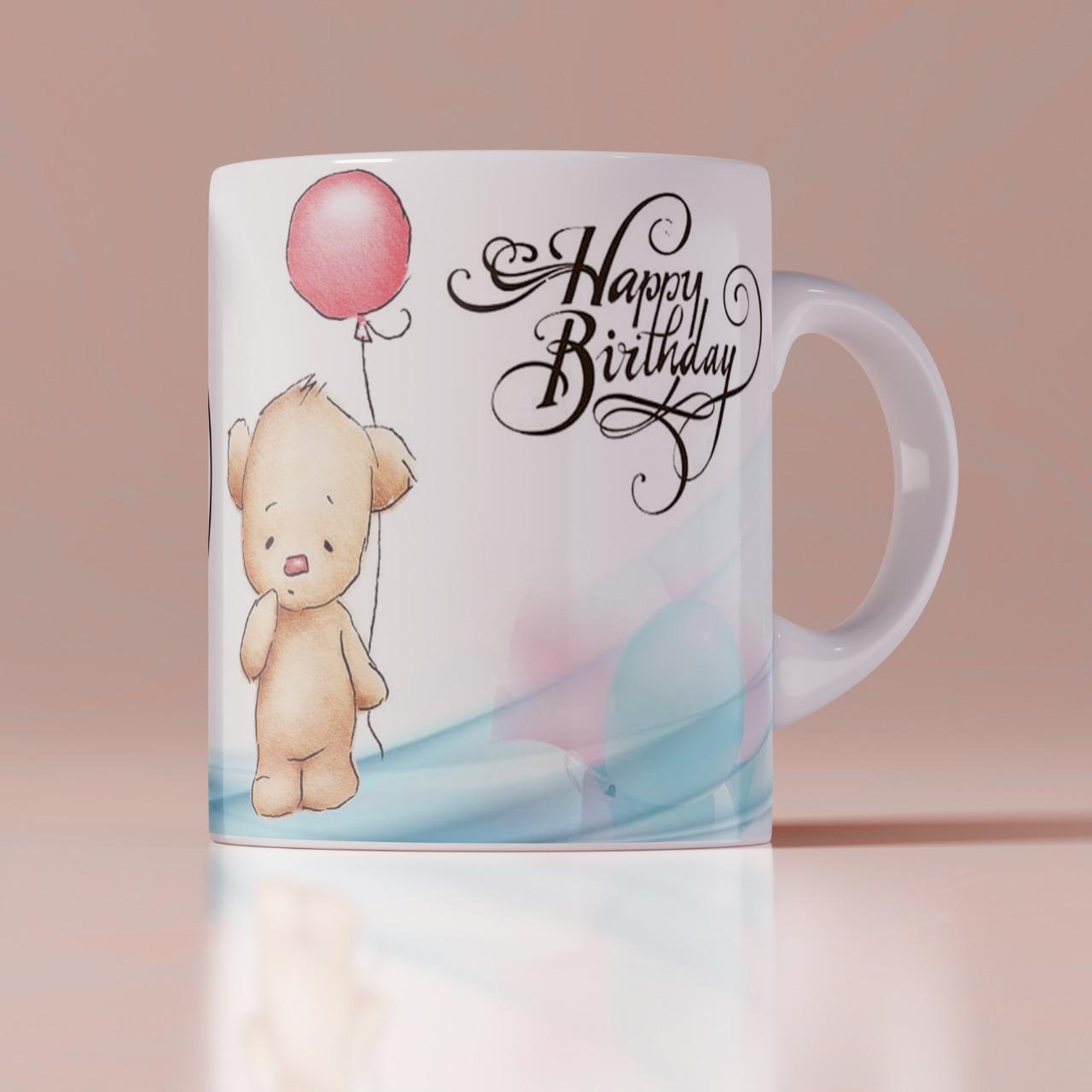 Birthday Personalized Coffee Mug