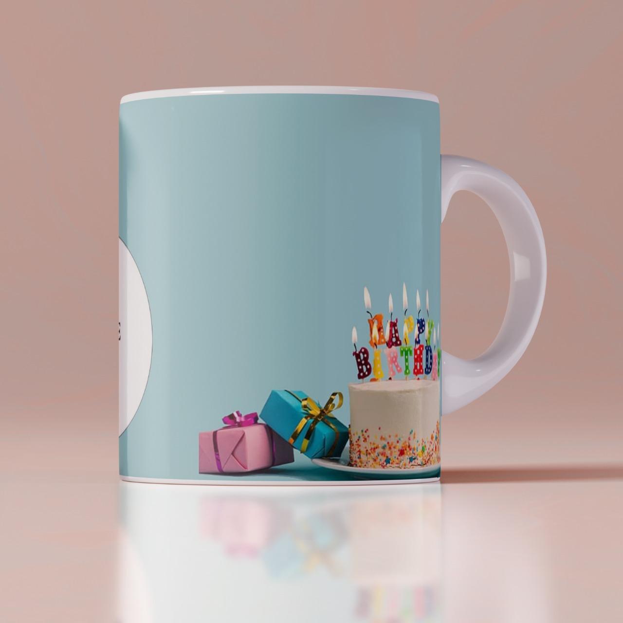 Birthday Personalized Mug