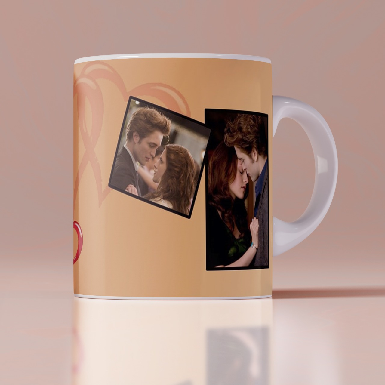 Happy Anniversary Personalizd Mug