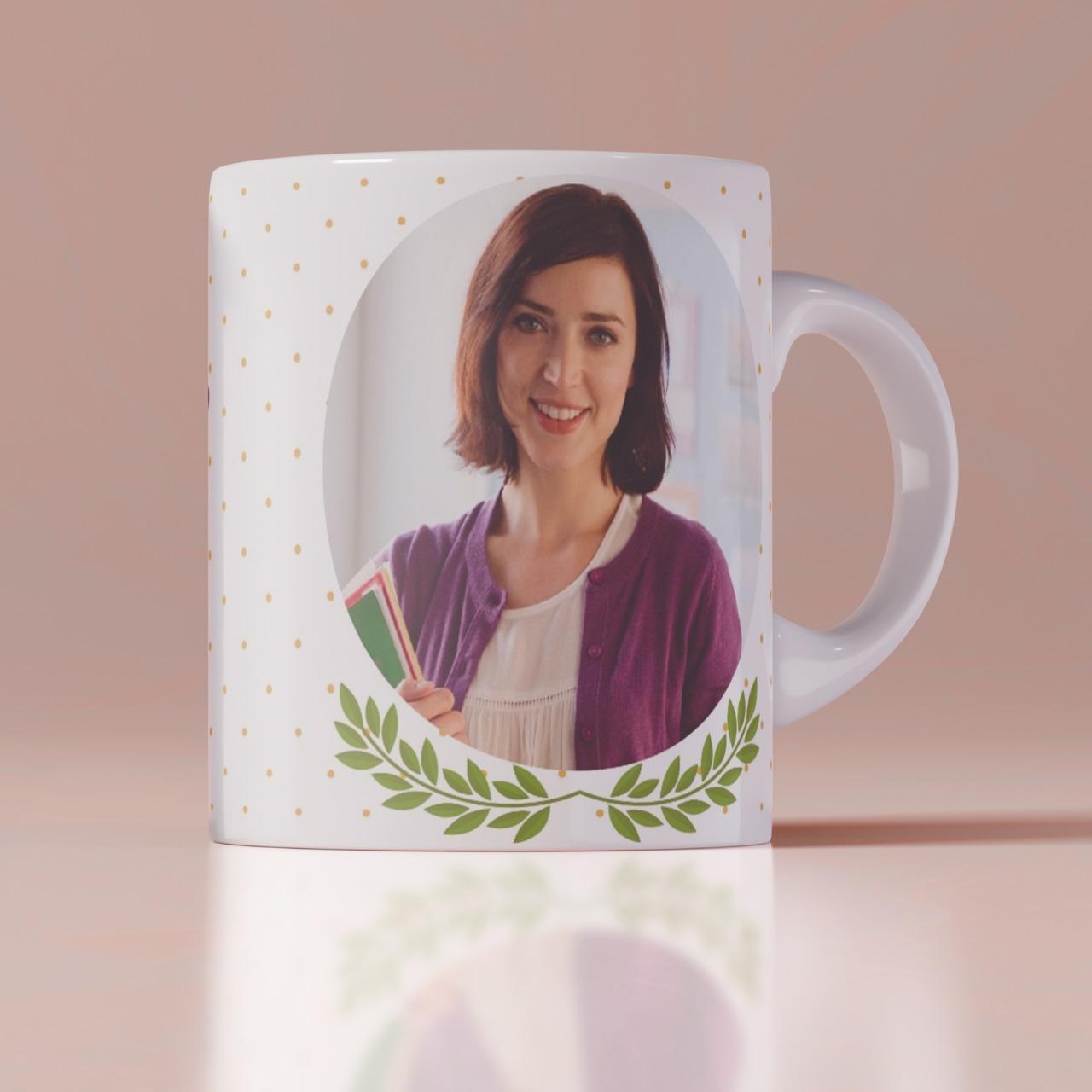 World Best Teachers Day Personalizd Mug