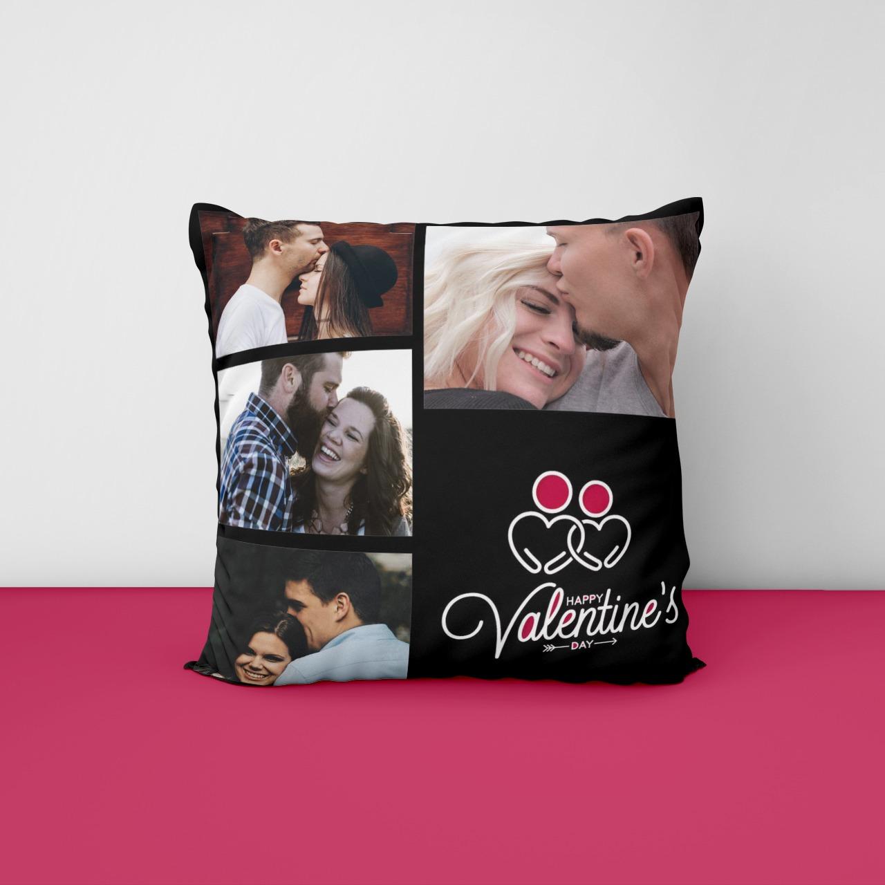 Happy Valentine Day Cushion