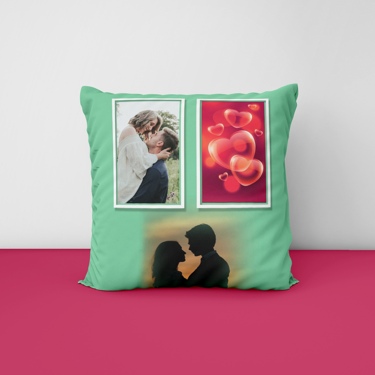 Best Cuple Personalized Cushion