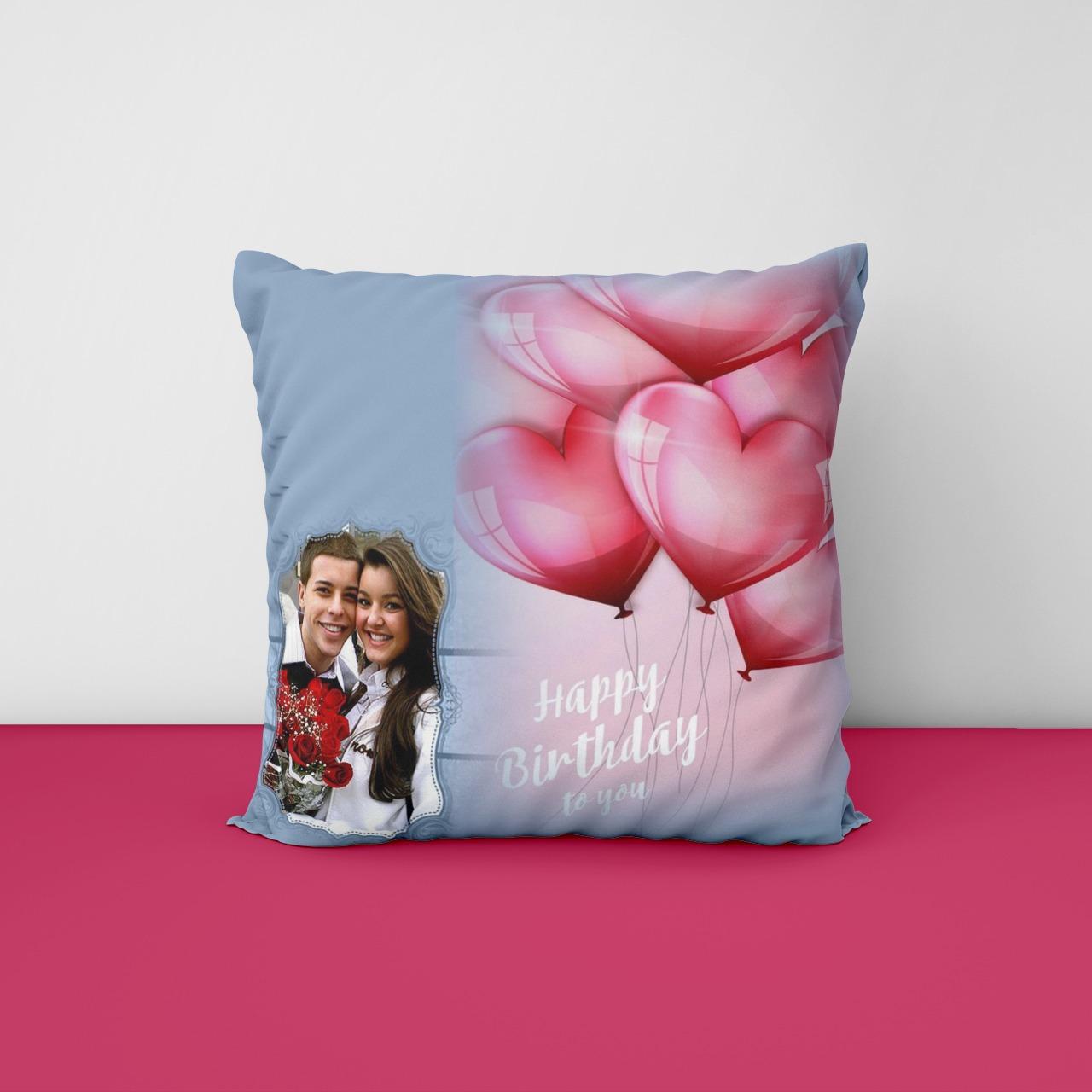 Happy BirthdayPersanilzed Cushion