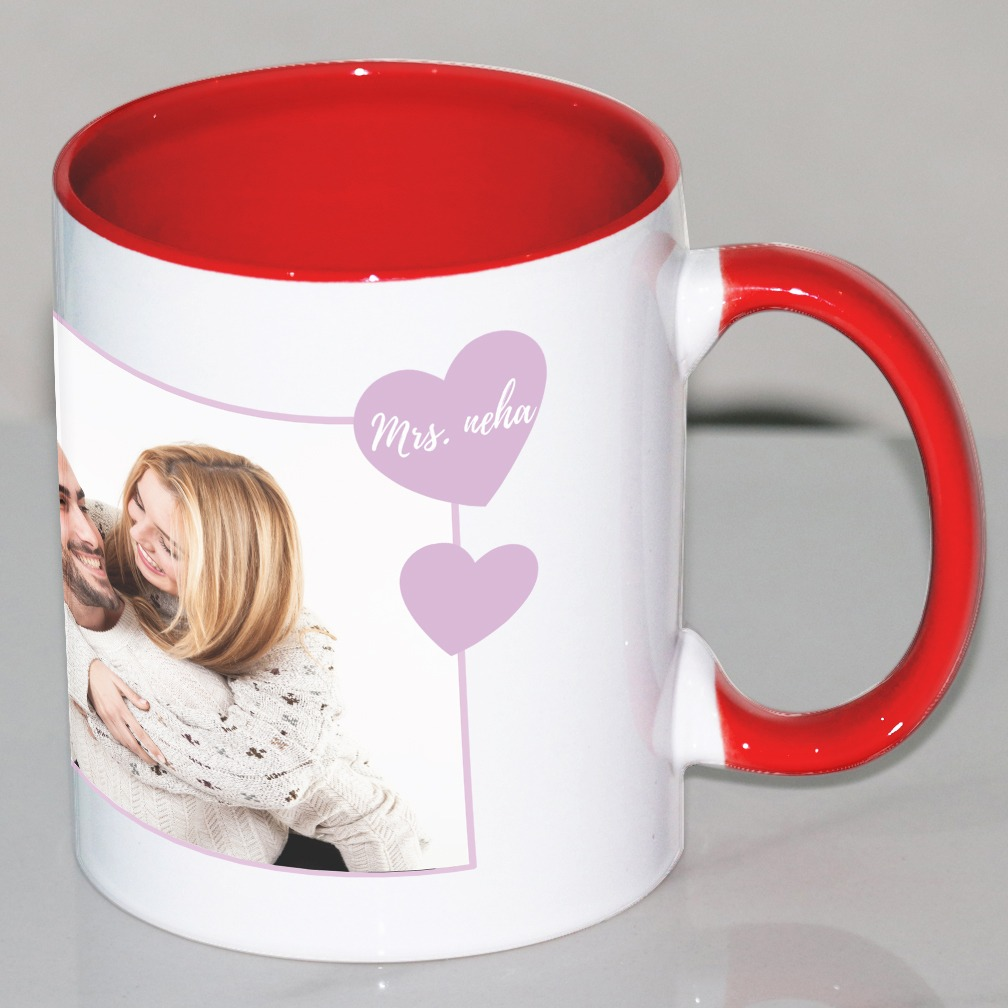 I Will Always Love You Personalized Mug