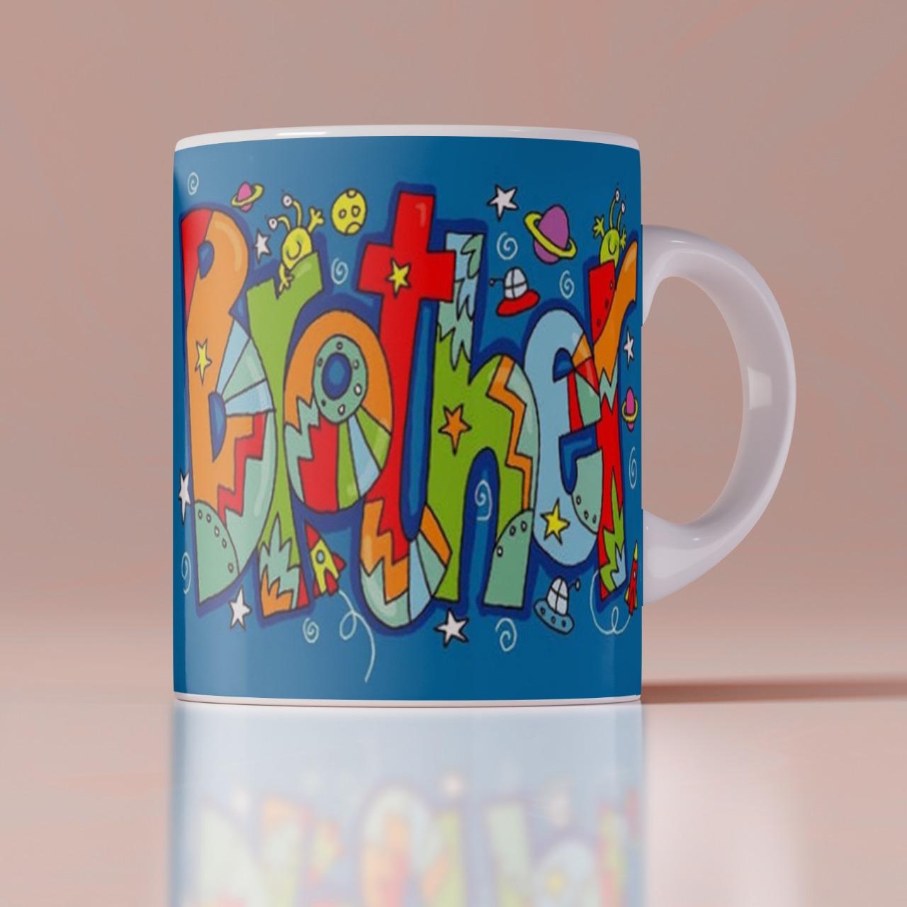 Brother Customized Mug