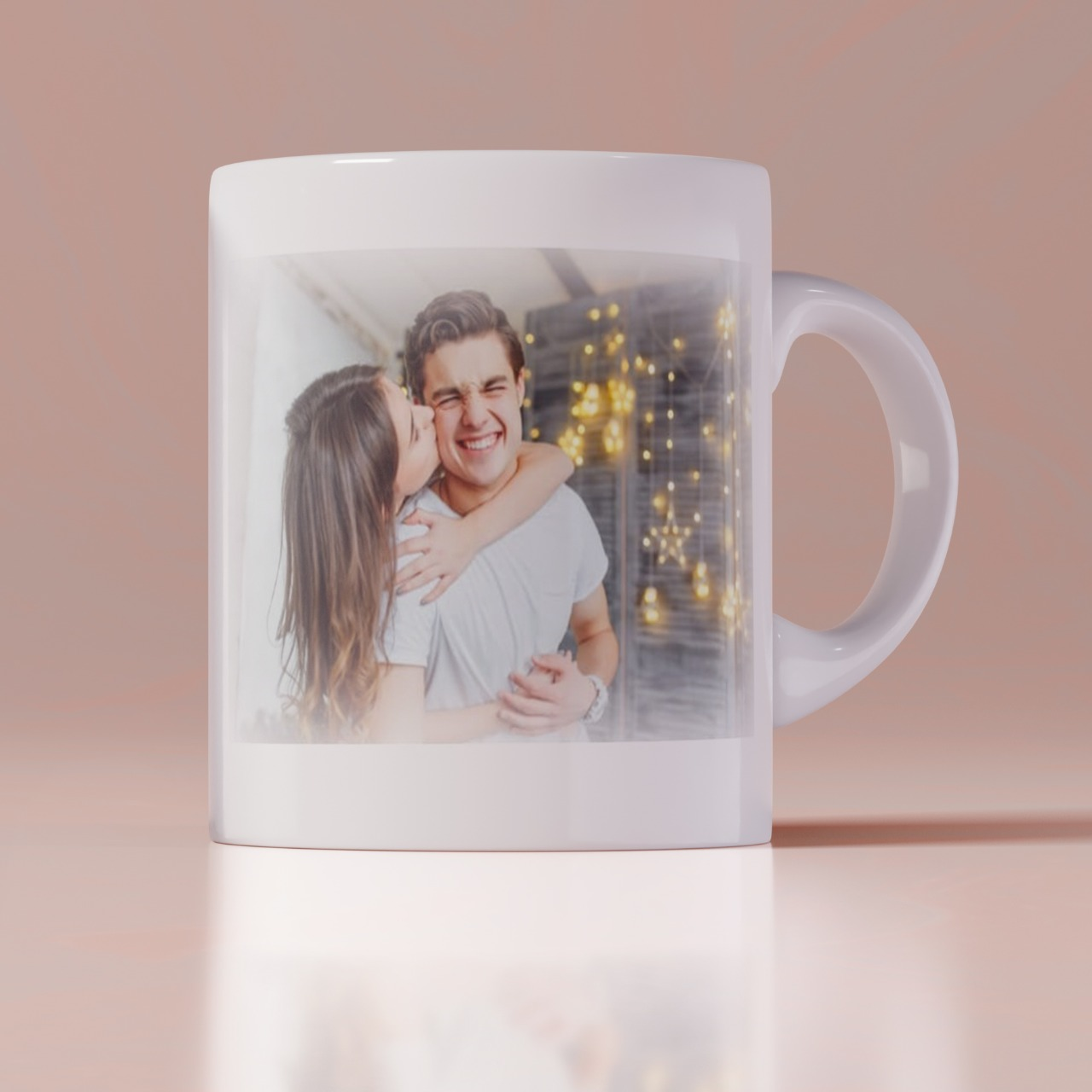 Babe Thank You For Coming My Life Personalizd Mug