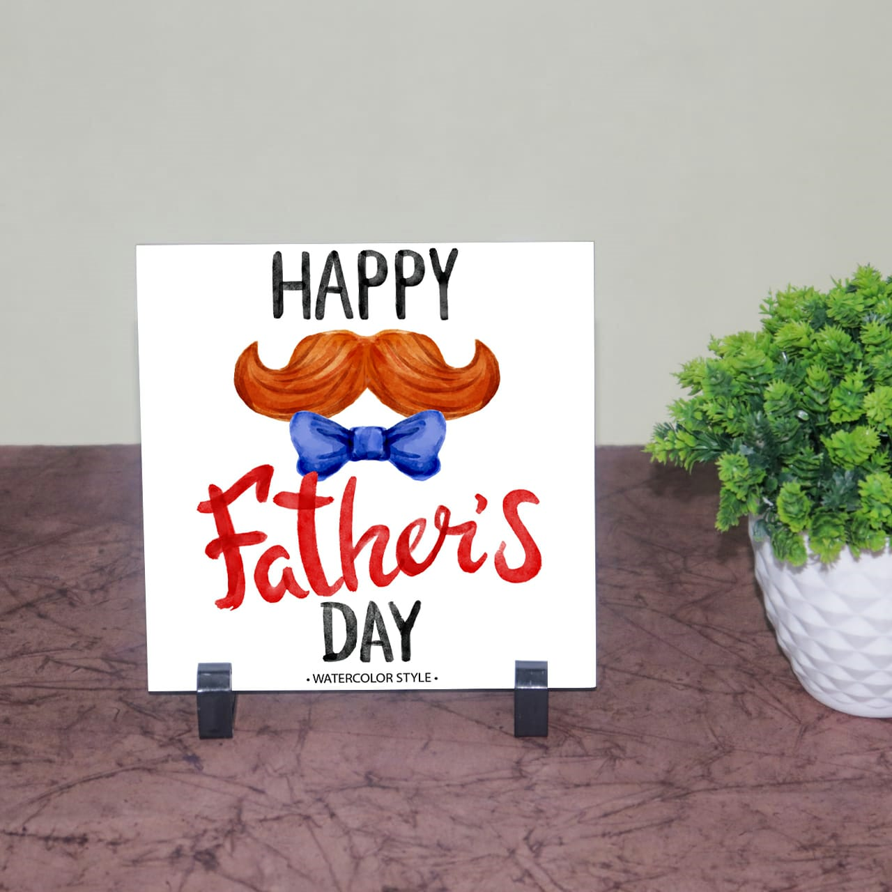 Father Day Customize Tile