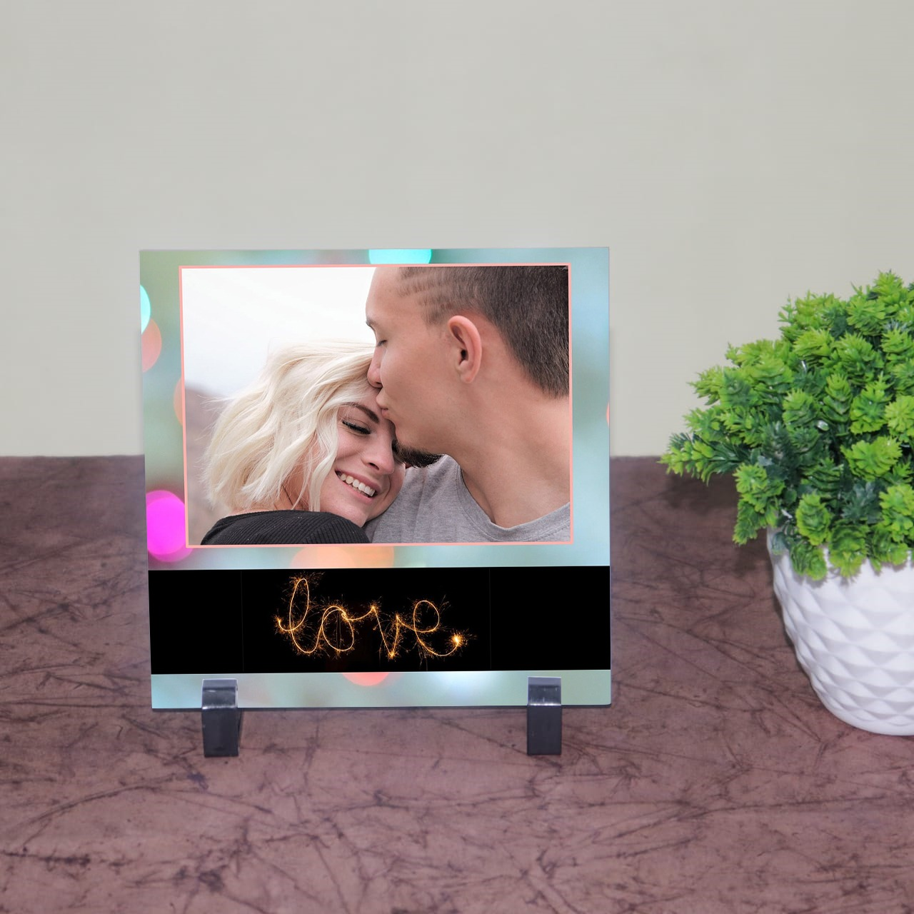 LovePersonalized Tile