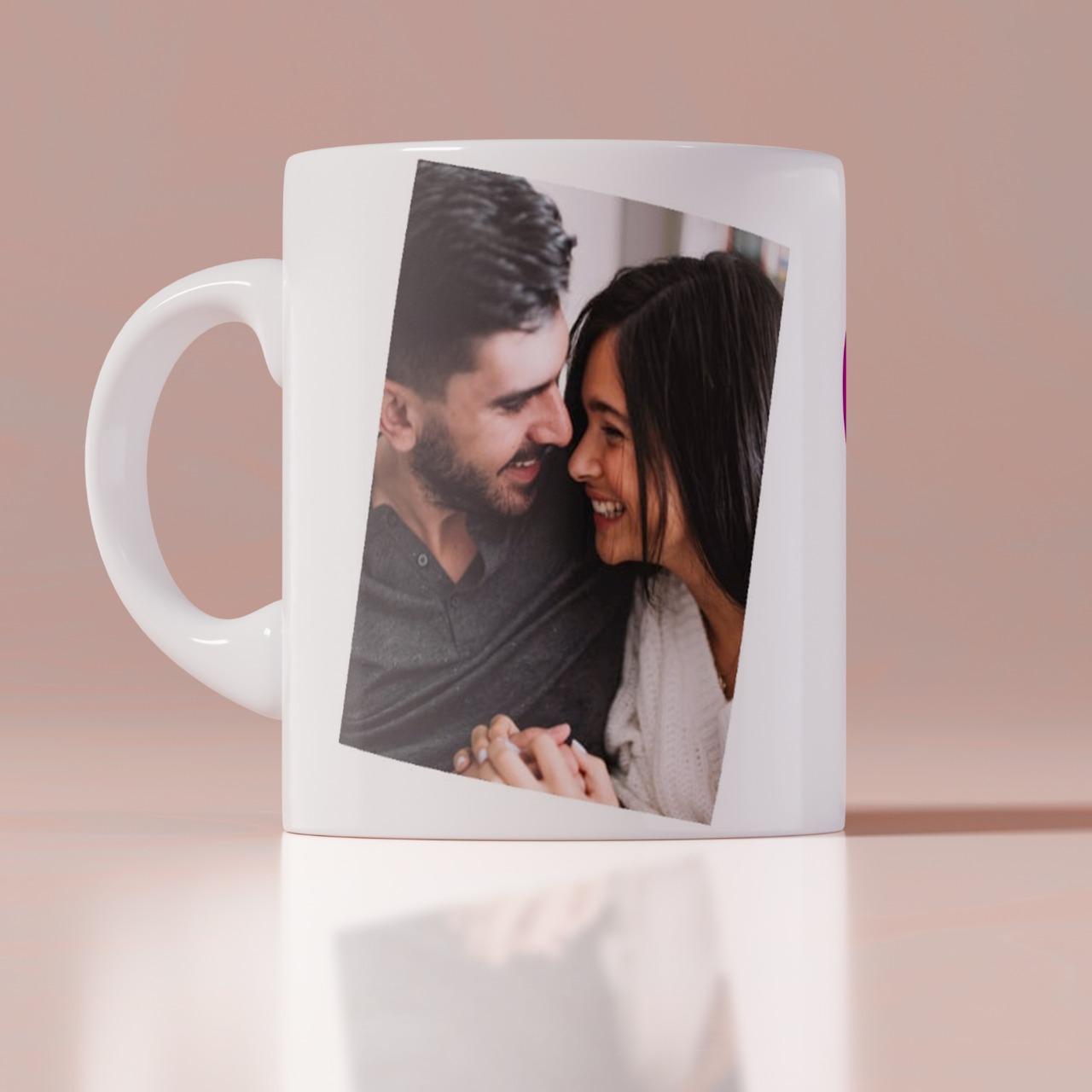 Cuple Personalized Mug