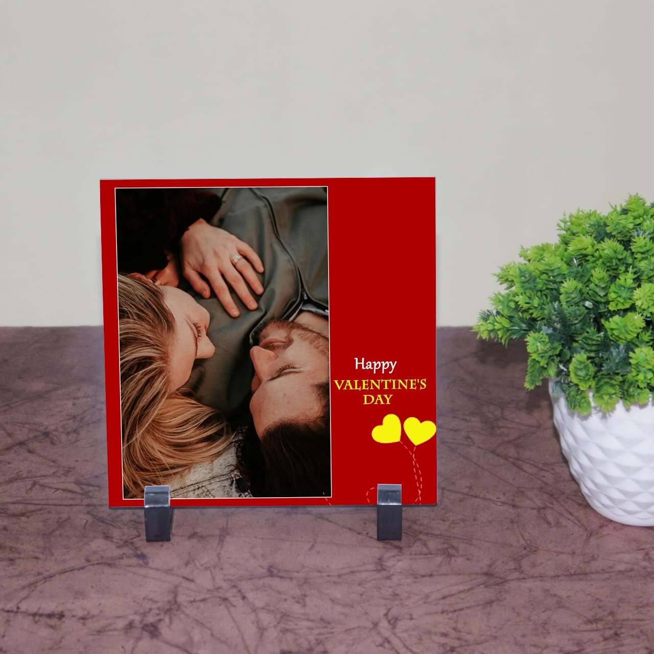 Couple Personalizd Tile