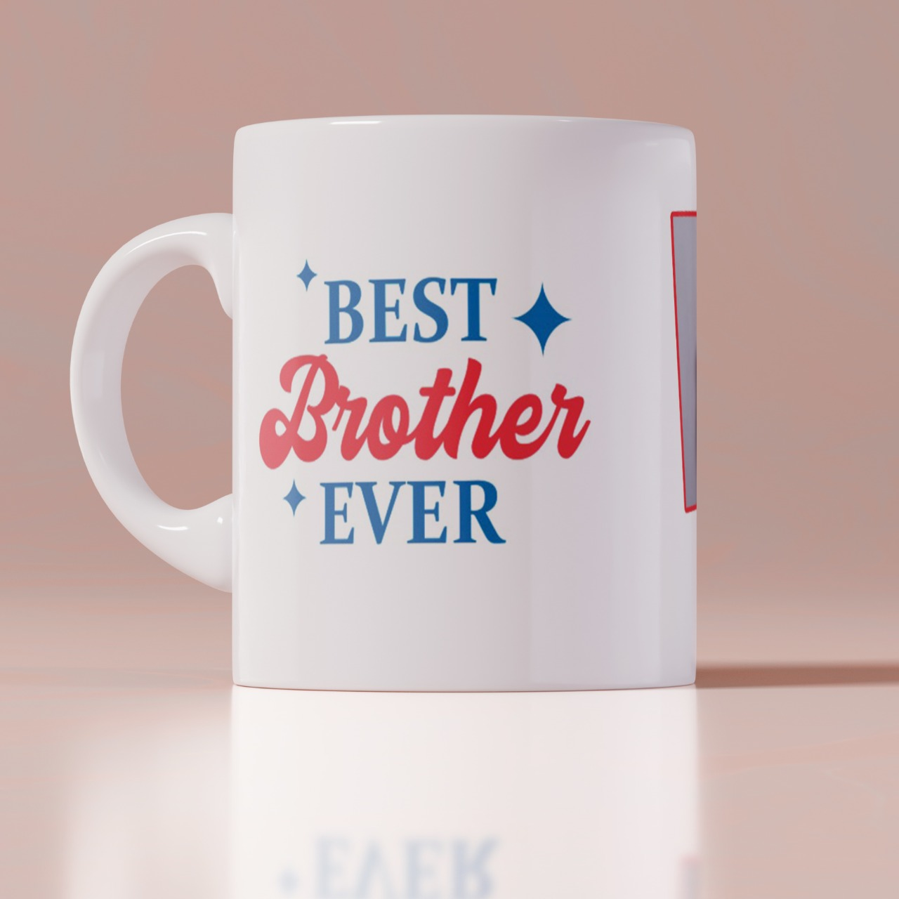 Best Brother Ever Personalizd Mug