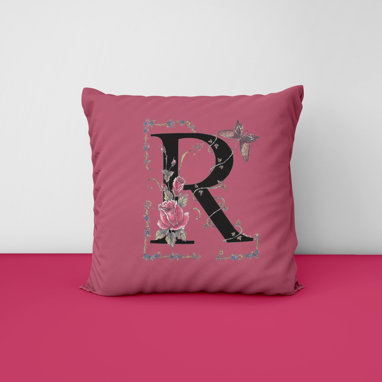 Fast Later Name Personalized Cushion