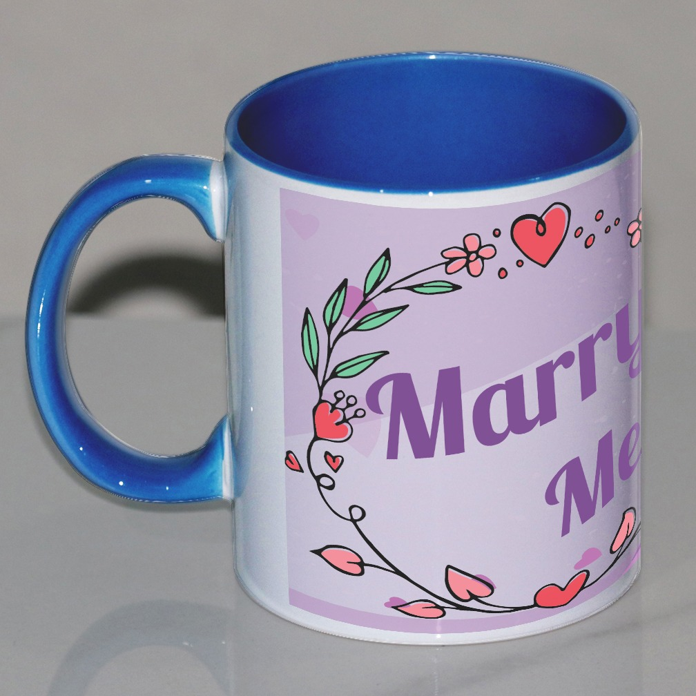 Marry Me Best Mug