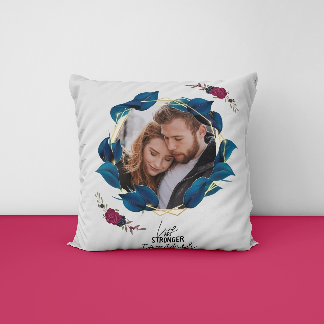 Togther Personalized Cushion
