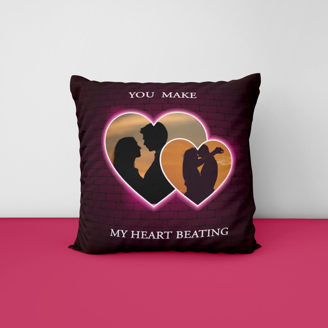 You Make Personalized Cushion