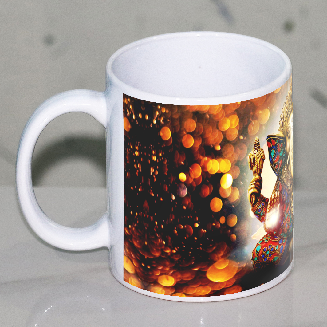 Lord Ganesha Customize Mug