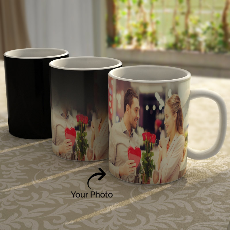 Personalized Black Magic Mug